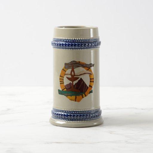 Unitarian Universalist Chalice stein Coffee Mug