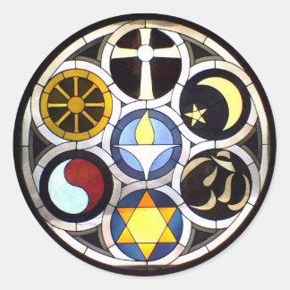 Unitarian Universalist Church Rockford, IL Sticker