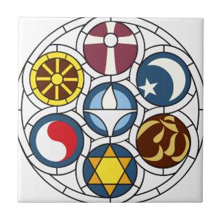 Unitarian Universalist Merchandise Ceramic Tile