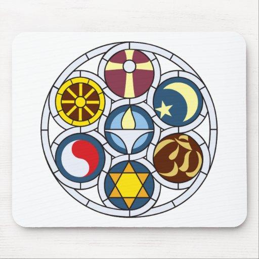 Unitarian Universalist Merchandise Mousepad