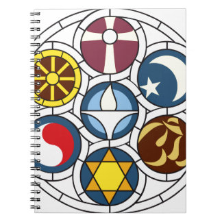 Unitarian Universalist Merchandise Notebook