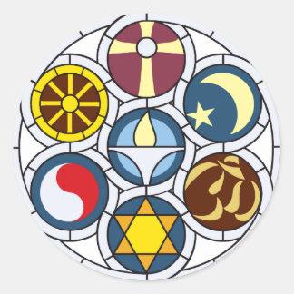 Unitarian Universalist Merchandise Sticker