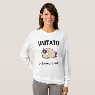 Unitato Half Unicorn, Half Potato T-Shirt