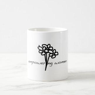 """Unite4Women """"Empowering Women"""" Coffee Mug"""