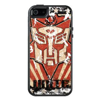 Unite - Autobot Symbol OtterBox iPhone 5/5s/SE Case