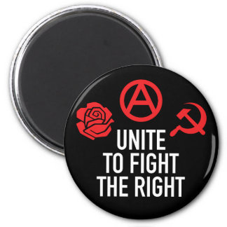 Unite to Fight the Right Magnet