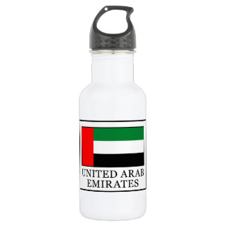 United Arab Emirates 532 Ml Water Bottle