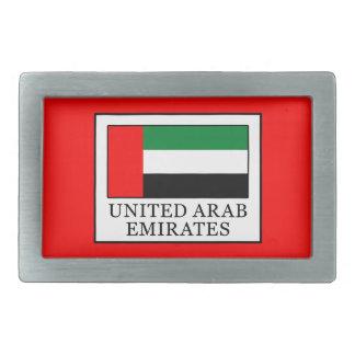 United Arab Emirates Belt Buckles