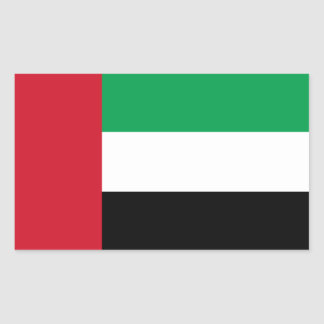 United Arab Emirates/Emirian Flag Sticker