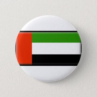 United Arab Emirates Flag 2 Inch Round Button