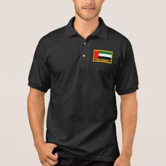 United Arab Emirates Flag Polo Shirt