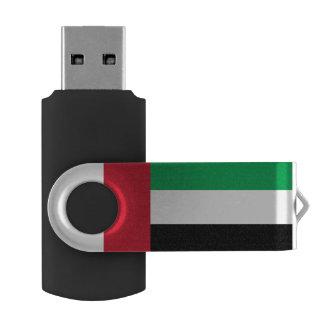United Arab Emirates Flag USB Flash Drive