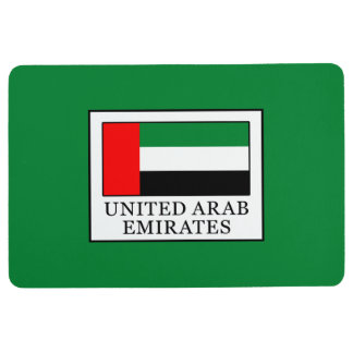 United Arab Emirates Floor Mat
