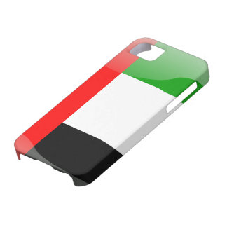 United Arab Emirates glossy flag Case For The iPhone 5