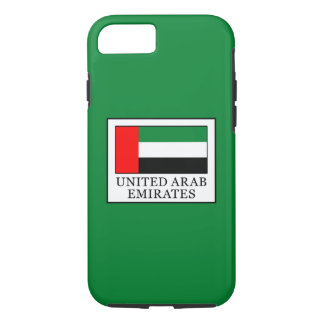 United Arab Emirates iPhone 8/7 Case