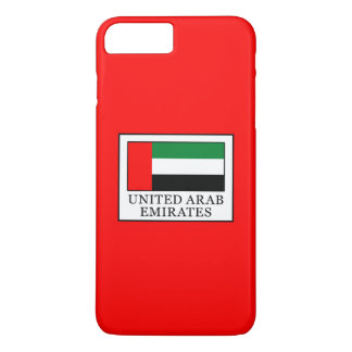 United Arab Emirates iPhone 8 Plus/7 Plus Case
