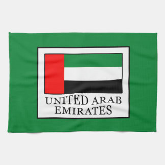 United Arab Emirates Kitchen Towel