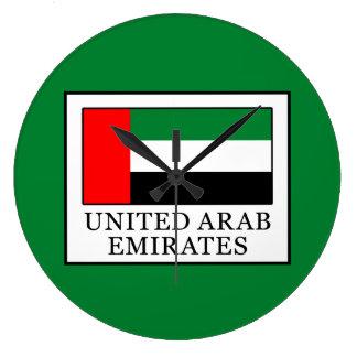 United Arab Emirates Large Clock