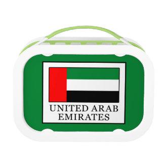 United Arab Emirates Lunch Box