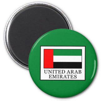 United Arab Emirates Magnet