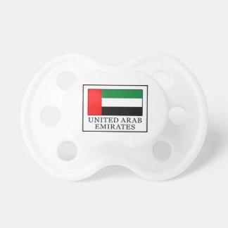 United Arab Emirates Pacifier