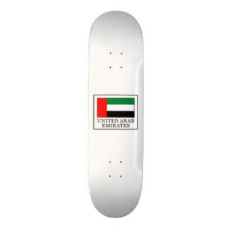 United Arab Emirates Skateboard Decks