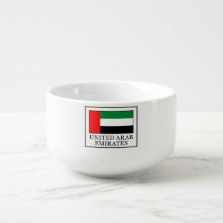 United Arab Emirates Soup Mug
