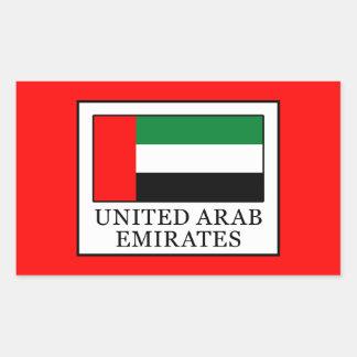 United Arab Emirates Sticker