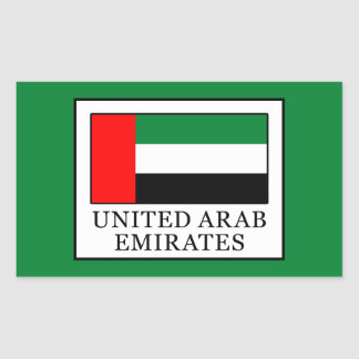 United Arab Emirates Sticker