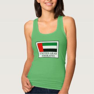 United Arab Emirates Tank Top