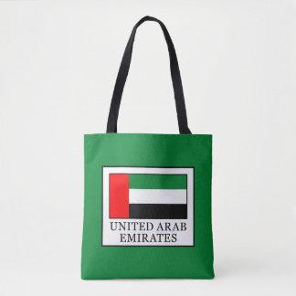 United Arab Emirates Tote Bag