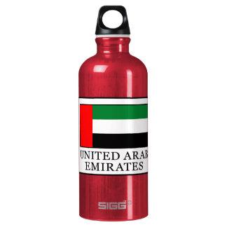 United Arab Emirates Water Bottle