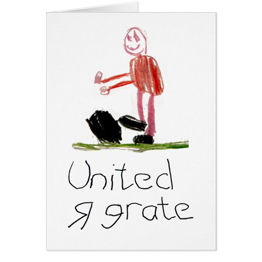 United are great card
