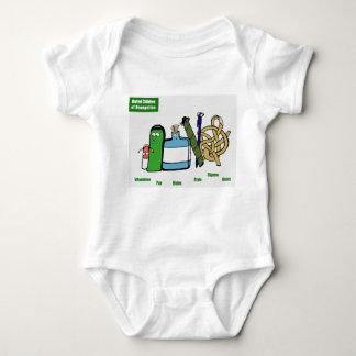 United Children of Brangelina Baby Gear Baby Bodysuit
