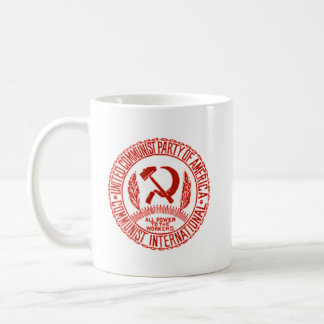 United Communist Party of America Coffee Mug