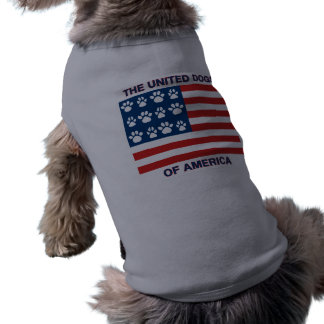 United Dogs of America Shirt