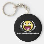 United Federation of Awesome Keychains