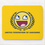 United Federation of Awesome Mousepads