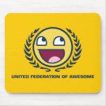 United Federation of Awesome Mousepads