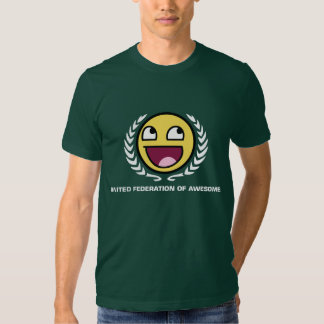 United Federation of Awesome T Shirts