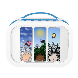 United in sleep lunchboxes