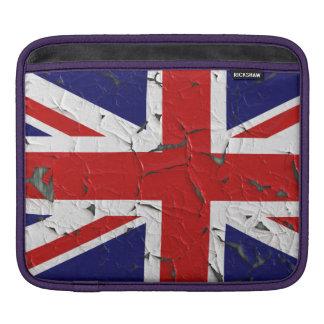 United Kindom Union Jack Flag iPad Sleeve