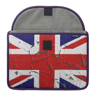 United Kindom Union Jack Flag Sleeve For MacBooks