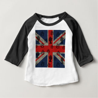 United Kingdom Baby T-Shirt