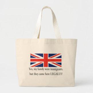 United Kingdom Tote Bag