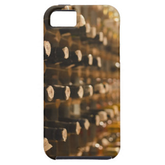 United Kingdom, Bristol, old wine bottles on iPhone 5 Case
