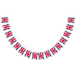 United Kingdom British Union Jack Bunting Flags
