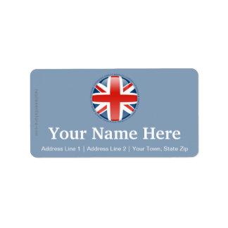 United Kingdom Bubble Flag