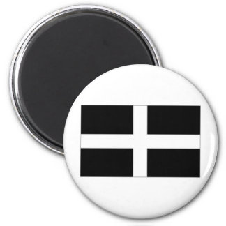 United Kingdom Cornwall Flag Magnet