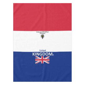 United Kingdom Designer Tablecloth